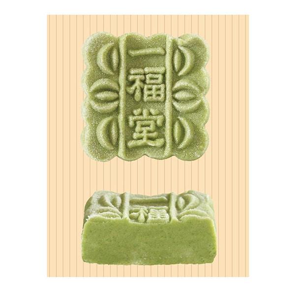 台中名產系列-抹茶糕2